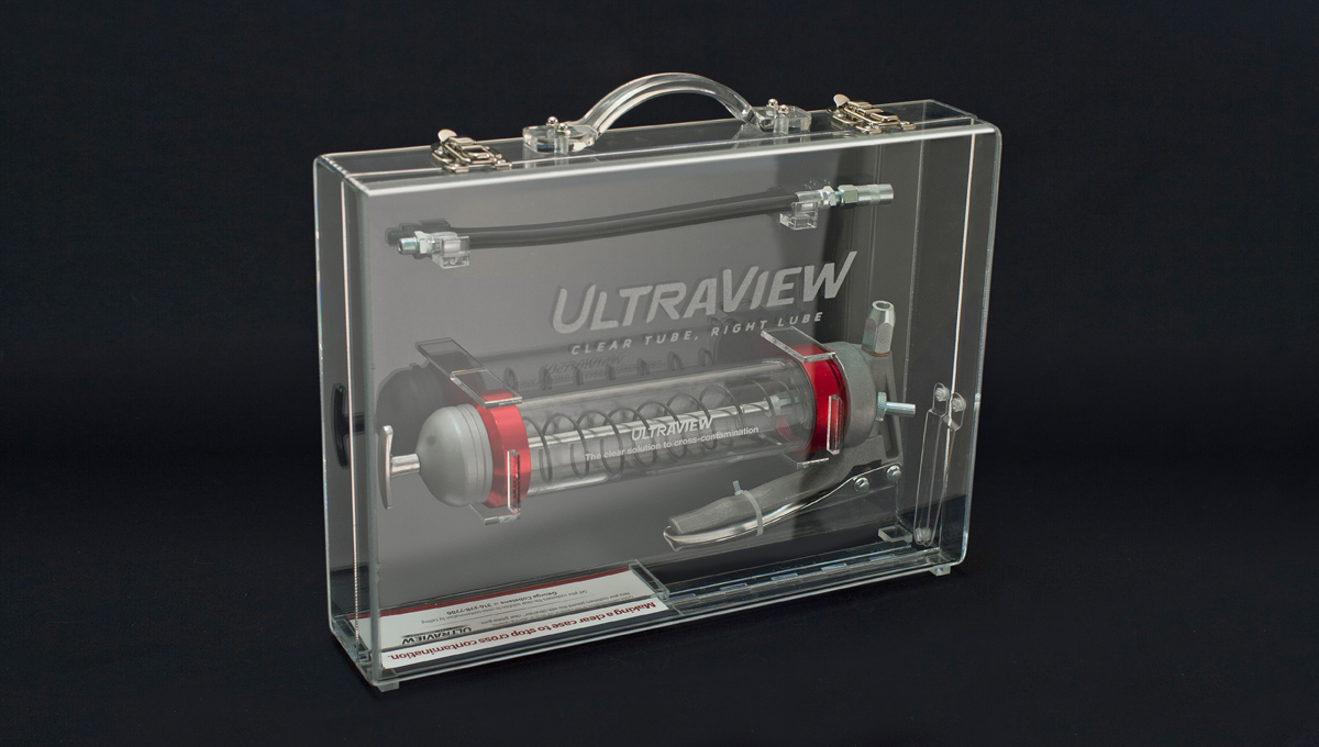 UltraView case